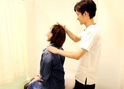 鳴門市鳴門坂口鍼灸整骨院:頭痛治療の写真